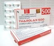 Hydroxyurea Capsules Usp 500 Mg