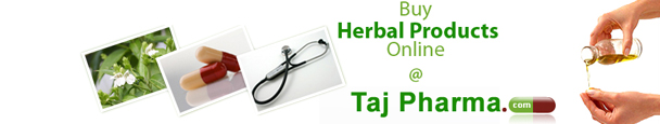 Herbal products Banner