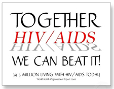 together HIV Aids