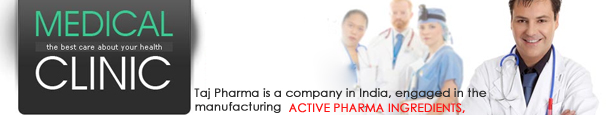active pharma ingredients