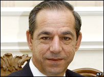 Maltese prime minister