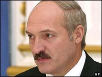 Belarussian president