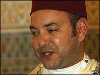 Moroccan king