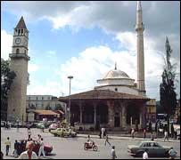 Mosque, Tirana