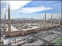 Prophet Muhammad mosque, Medina