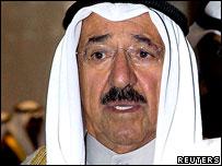 Kuwait's emir