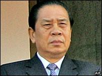President of Laos