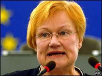 Finnish president