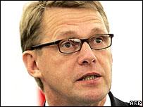Finnish prime minister