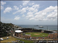Grenada National Stadium, Saint George's