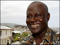 President Ernest Bai Koroma