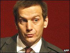 Hungarian PM Gordon Bajnai