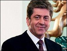 President Georgi Parvanov