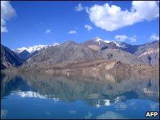 Lake Sarez