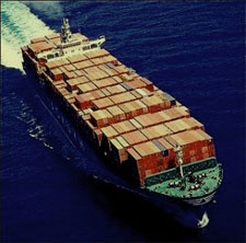 Export & Imports ship