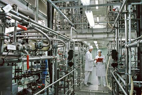 Taj Production of active pharmaceutical ingredients