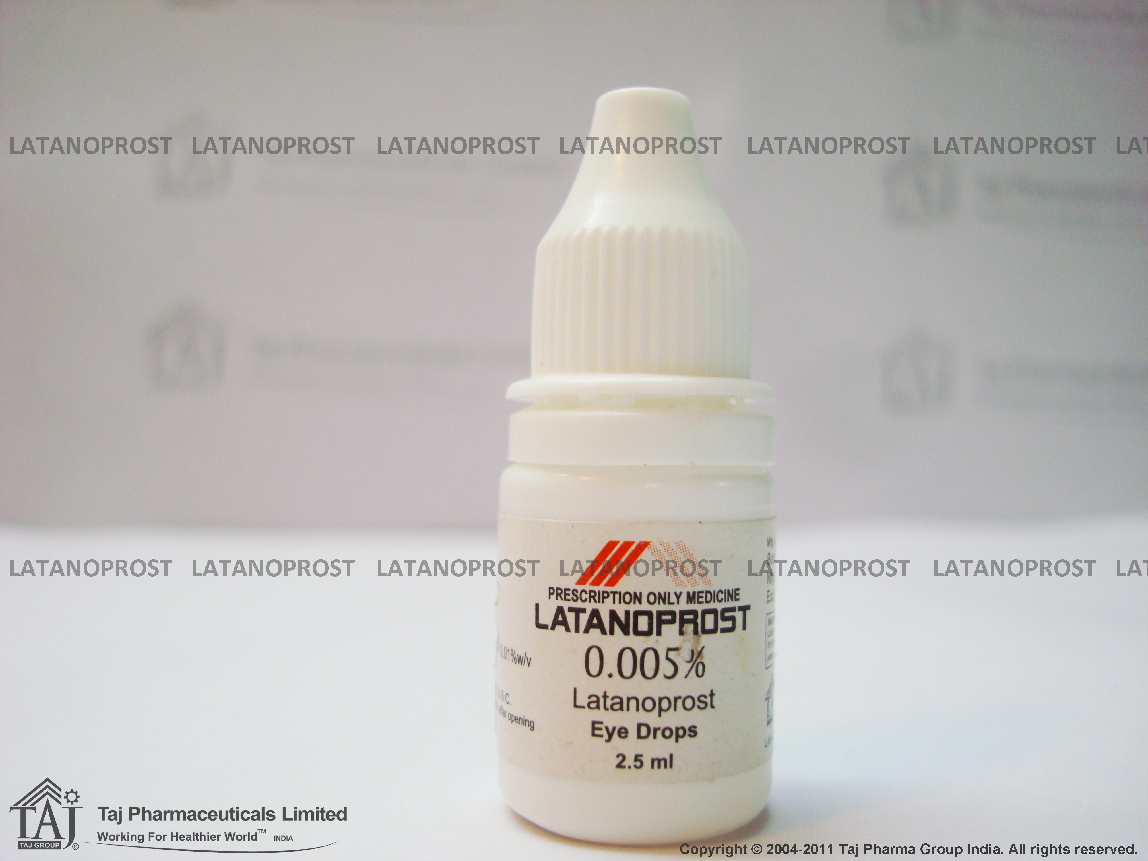 Latanoprost Xalatan Eye Drops