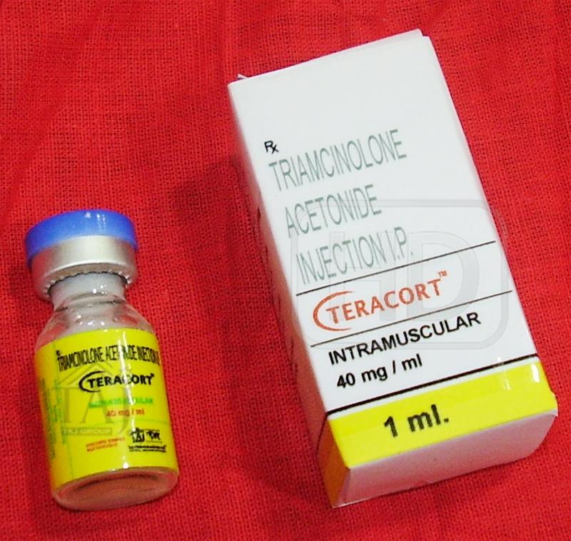 triamcinolone acetonide injection generic