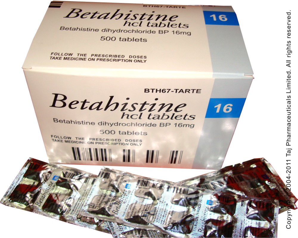 Efficacy and safety of betahistine treatment in patients ...