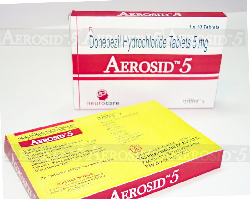 Aricept medication