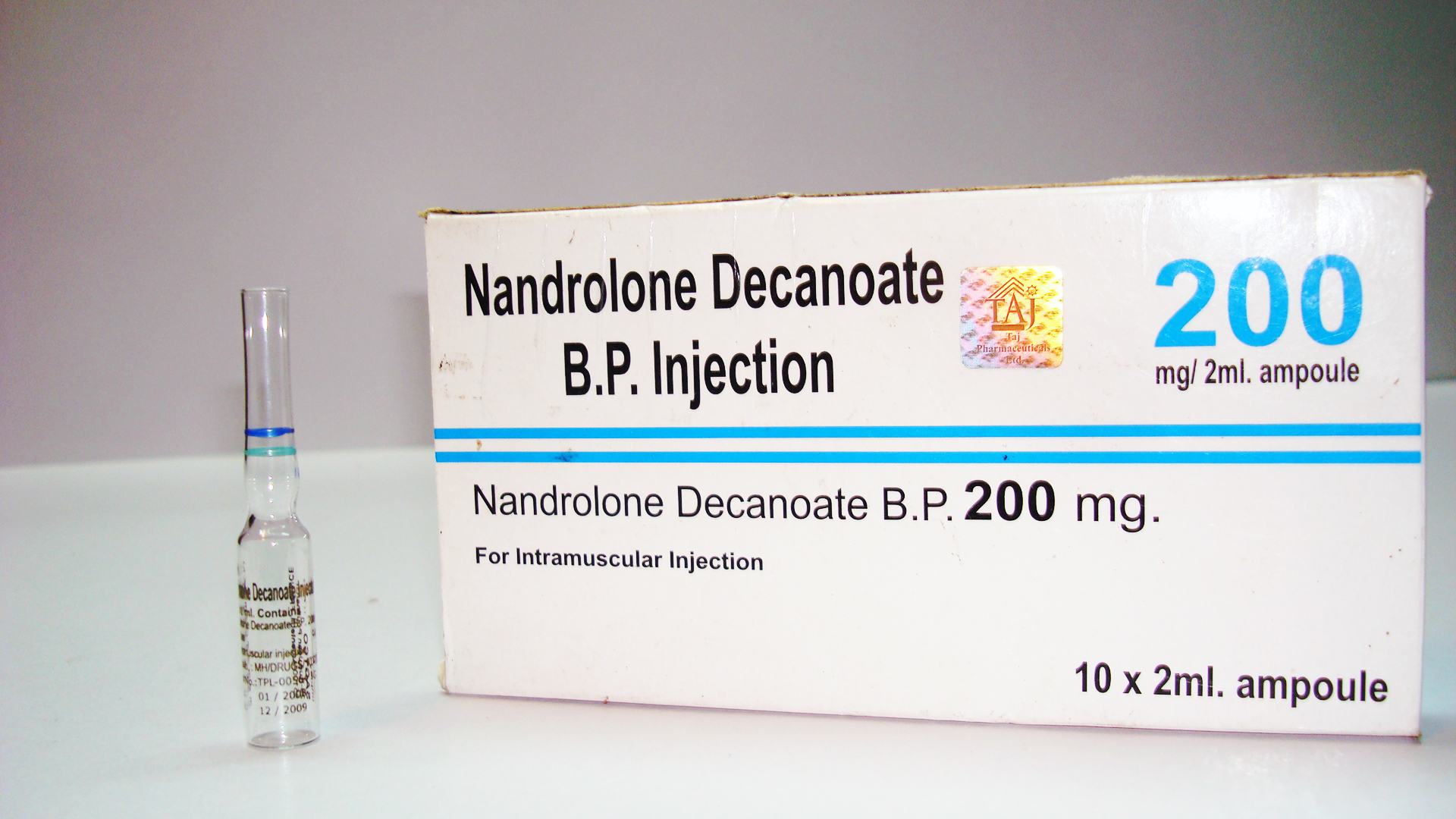 nandrolone decanoate chemical name